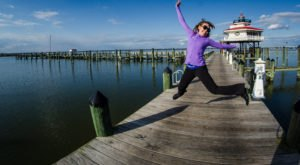 10 Tiny Towns In Maryland That Come Alive In The Summertime