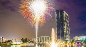 You Won't Want To Miss These Incredible Fireworks Shows In Texas This Year