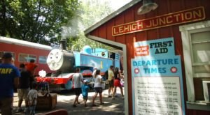 This Awesome Train Ride In New Jersey Is Perfect For A Day With The Kids