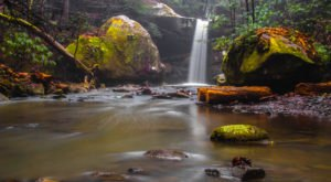 6 Little Known Kentucky Waterfalls You'll Want To Discover For Yourself
