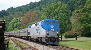 You'll Absolutely Love A Ride On Virginia's Majestic Mountain Train This Summer