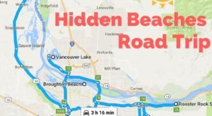 The Hidden Beaches Road Trip That Will Show You Portland Like Never Before