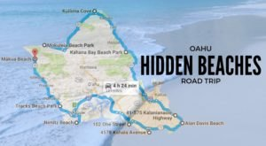 The Hidden Beaches Road Trip That Will Show You Hawaii Like Never Before