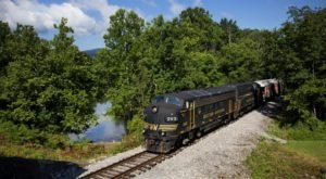 This Wine-Themed Train In West Virginia Will Give You The Ride Of A Lifetime