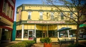 Here's The Perfect Weekend Itinerary If You Love Exploring Tennessee's Best Antique Stores