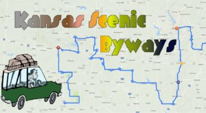 This Road Trip Will Take You Through Kansas' Best Scenic Byways And More
