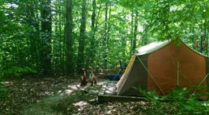 This Amazing West Virginia Campground Is The Perfect Place To Pitch Your Tent
