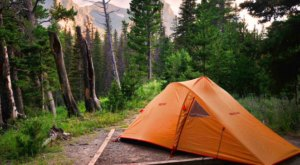 9 Glorious Campgrounds In Montana Where No Reservation Is Required