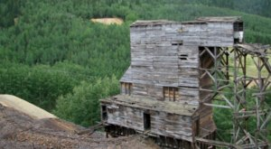 You'll Never Forget A Trip Through This Old Gem Mine In Colorado
