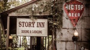You'll Never Forget Your Visit To The Most Haunted Restaurant In Indiana