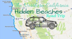 The Hidden Beaches Road Trip That Will Show You Northern California Like Never Before