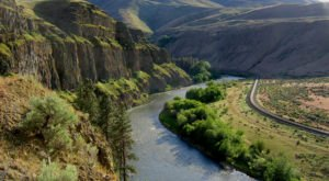The 8 Best Backroads In Washington For A Long Scenic Drive
