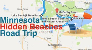 The Hidden Beaches Road Trip That Will Show You Minnesota Like Never Before