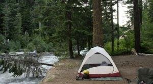 Best camping options near portland