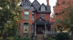 This Little Known Bed And Breakfast Near Detroit Is The Perfect Place To Get Away From It All