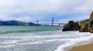 The San Francisco Beach That's Unlike Any Other In The World