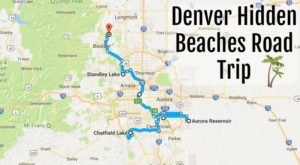 The Hidden Beaches Road Trip That Will Show You Denver Like Never Before