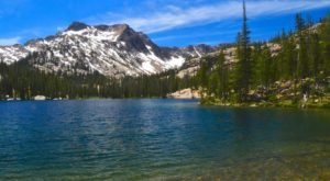 The Underrated Idaho Lake That's Perfect For A Summer Day