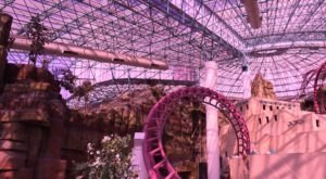 This Epic Indoor Amusement Park In Nevada Is Unlike Any Other