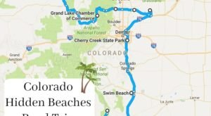 The Hidden Beaches Road Trip That Will Show You Colorado Like Never Before