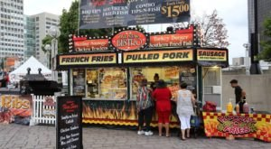 The Epic Outdoor Food Fest In Detroit You Simply Cannot Miss