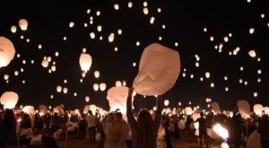 You Don't Want To Miss This Gorgeous Lantern Festival In Maryland This Year