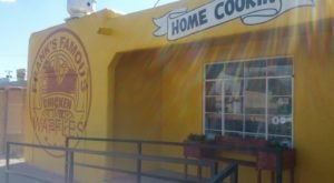 This Melt In Your Mouth Chicken And Waffle Restaurant In New Mexico Will Blow You Away