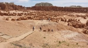 The Hiking Trail Hiding In Utah That Will Transport You To Another World