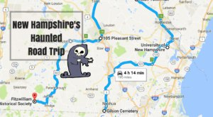 This Haunted Road Trip Will Lead You To The Scariest Places In New Hampshire