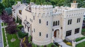 The Fascinating Idaho Castle That Looks Like Something From A Fairy Tale