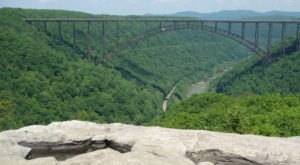 This Just Might Be The Most Underrated Hike In All Of West Virginia