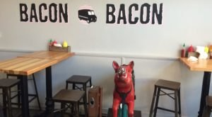 There's A Bacon-Themed Restaurant In San Francisco And It's Everything You've Ever Dreamed Of