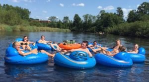 12 Lazy Rivers In Wisconsin That Are Perfect For Tubing On A Summer's Day