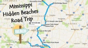 The Hidden Beaches Road Trip That Will Show You Mississippi Like Never Before