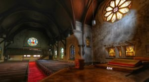 The Abandoned Catholic School That Is Practically Untouched