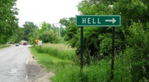 The Place In Michigan That Sounds Terrifying But You'll Actually Love