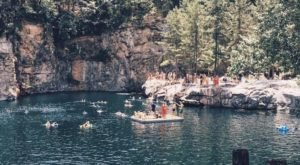 These 10 Swimming Holes In North Carolina Will Take Your Summer To Another Level