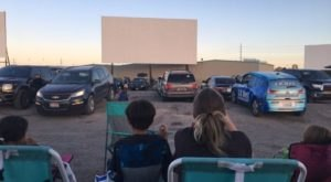 Take A Journey Back In Time At This Classic Nevada Drive-In Theater This Summer