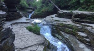 A Ride Down This Epic Natural Waterslide In South Dakota Will Make Your Summer Complete