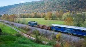 You'll Absolutely Love A Ride On This Majestic Mountain Train Near Washington DC This Summer