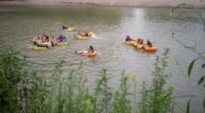 5 Lazy Rivers In Indiana That Are Perfect For Tubing On A Summer's Day