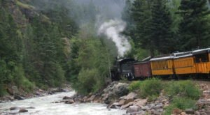 You'll Absolutely Love A Ride On Colorado's Majestic Mountain Train This Summer