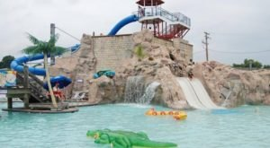 Make Your Summer Epic With A Visit To This Hidden Maryland Water Park