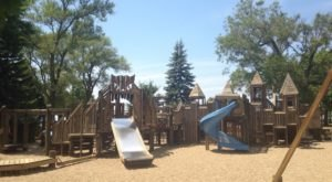 The Whimsical Playground In Michigan That's Straight Out Of A Storybook