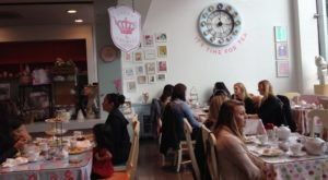 The Fairy Tale Cafe in San Francisco That's Loaded With Charm