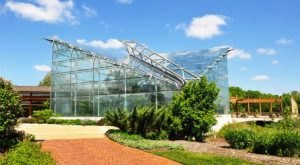 You'll Want To Plan A Day Trip To Iowa's Magical Butterfly House