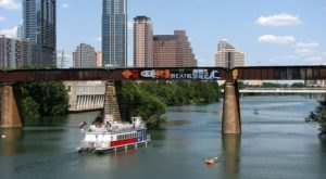 The Riverboat Cruise In Austin You Never Knew Existed