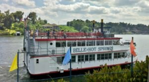 The Riverboat Cruise In Arkansas You Never Knew Existed