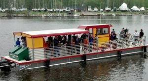 The Riverboat Cruise In Buffalo You Never Knew Existed