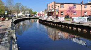 The Busiest Little River Town In Delaware Will Make Your Summer Unforgettable